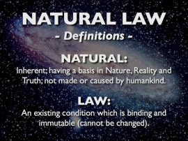 natural+law+definition